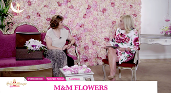 T3 Ep 2 - M&M Flowers