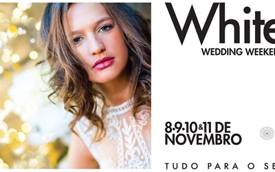 White Wedding Weekend - 8, 9, 10 e 11 Nov
